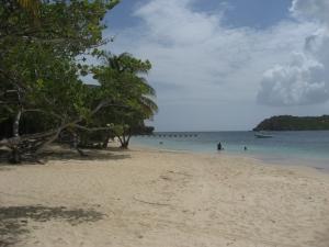 Pigeon Beach Falmouth Antigua