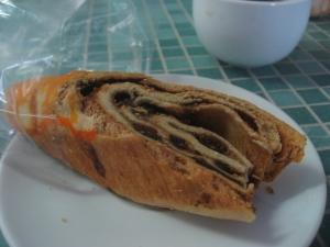 But no pan au choc !
