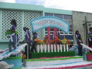 Teen Splash Float
