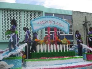 Teen Splash Float