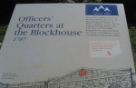 Nelsons Dockyard Blockhouse Description.