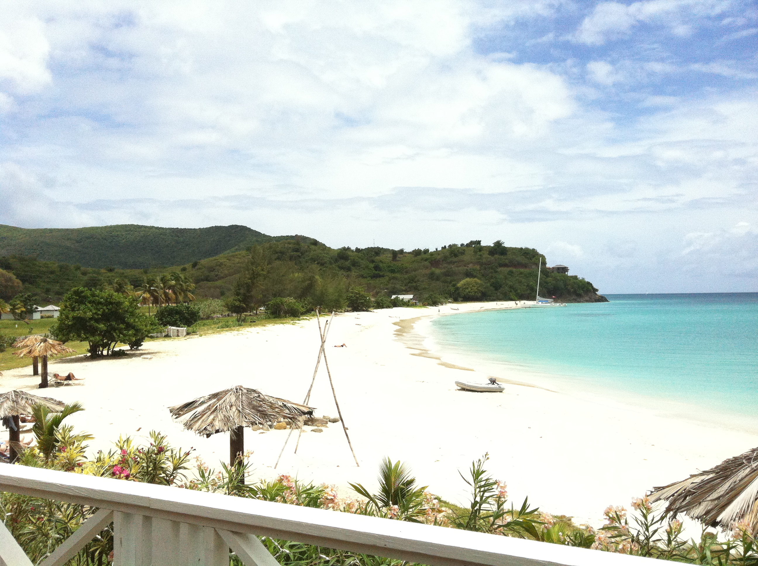 Ffryes Beach Antigua Restaurant