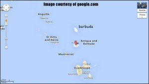 Antigua Location