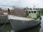 Antigua Fishing Boat