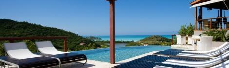 infinity pool resorts
