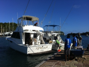 Antigua Boats