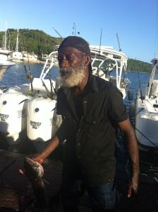 Antigua Fisherman