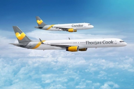 Manchester to Antigua with Thomas Cook