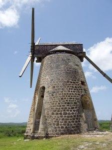 Betty's Hope Windmill