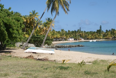 Antigua Top Beach
