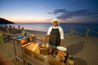 BBQ Antigua