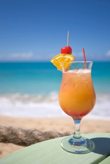 Famous Golden Sunset Cocktail