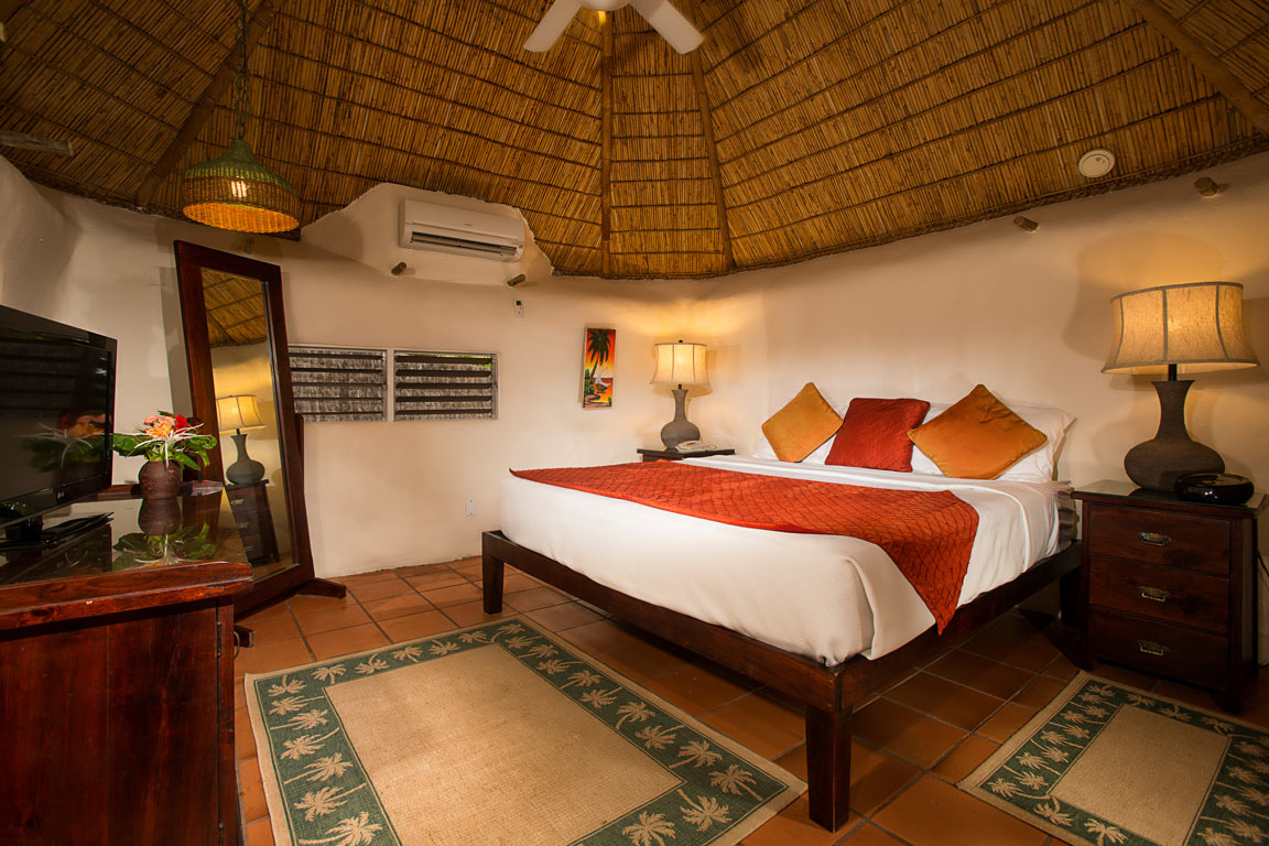 Galley Bay Resort And Spa Room Suites Gauguin Cottage Interior