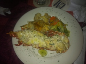 Great Lobster for 20 USD