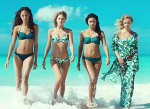 H and M Summer Collection filmed in Antigua