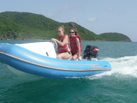 WCT Reef Tours Antigua