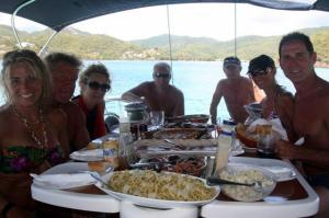 Have fun with a days sailing in Antigua.