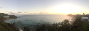 Antiguan Sunset