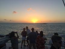 Antigua Sunset Cruise Tour