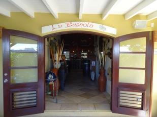La Bussola Restaurant Welcome